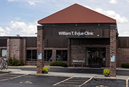 William T. Evjue Clinic building
