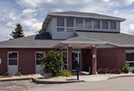 Sun Prairie Clinic building