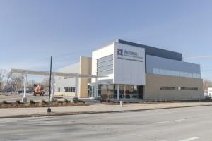 Joyce & Marshall Erdman Clinic building