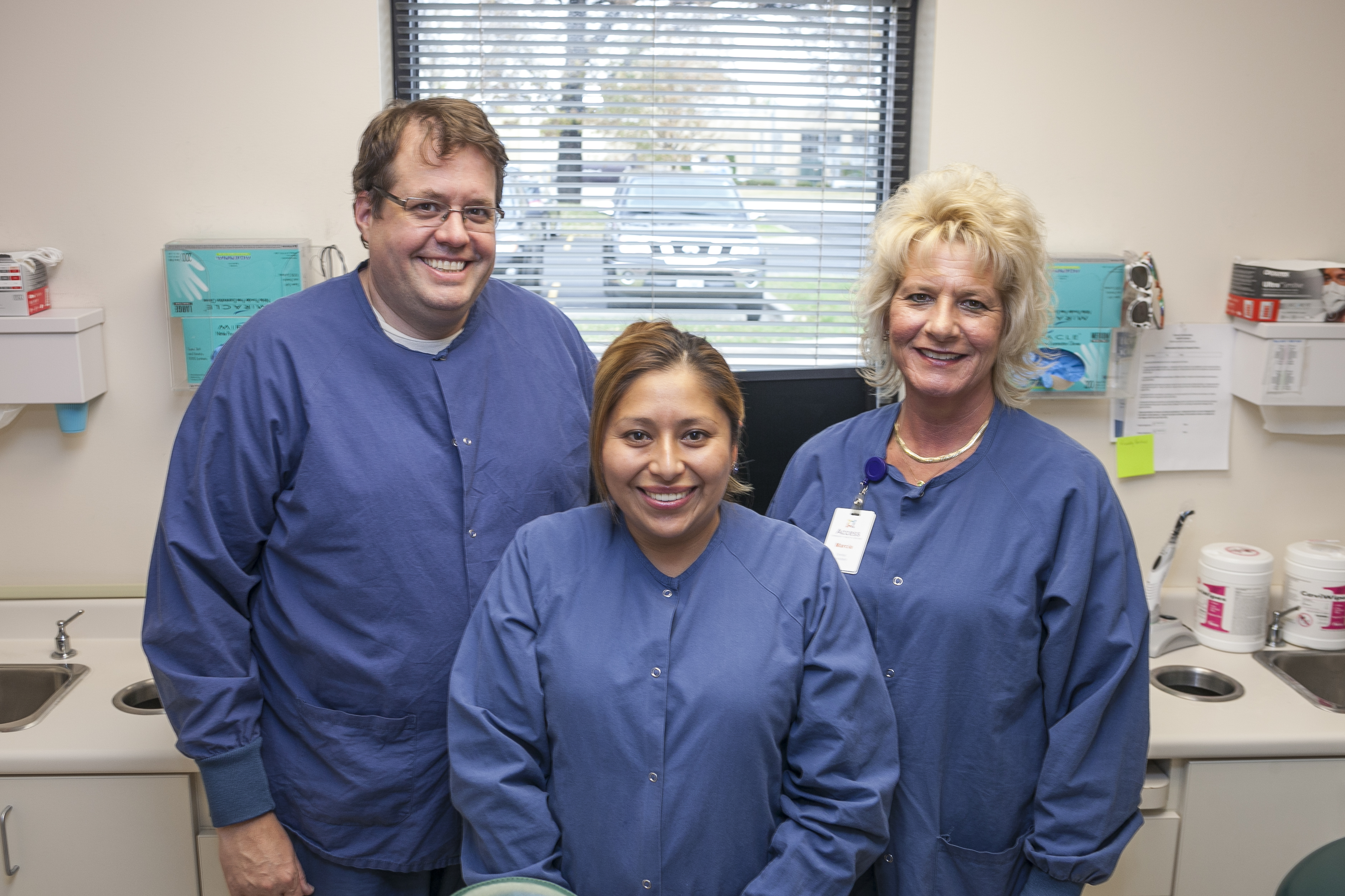 careers access community health centers