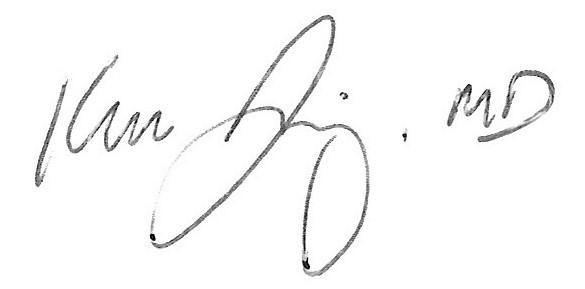 Ken Loving signature